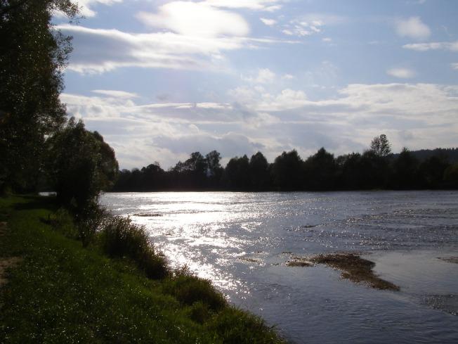 San River Poland