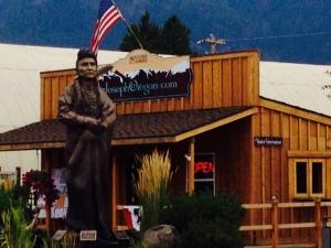 Chief Joseph Statue
