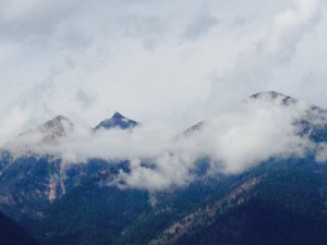 Eagle Cap Mountains Oregon