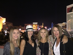 4 Beauties at the Mirage