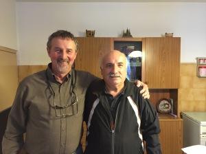 Greg Vergari & Mario Fanucci