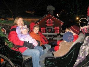 Gingerbread Day @ Garner Village 2007