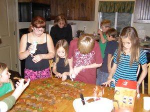 Christmas Cabin Weekend 2009