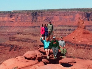 Island in the Clouds Hike ... Canyonlands National Park