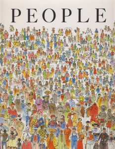 People by Peter Spier Lovely and ompassionate ... not just for kids