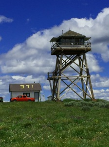 Horse Mountain Fire Lookout ... Payette National Forest
