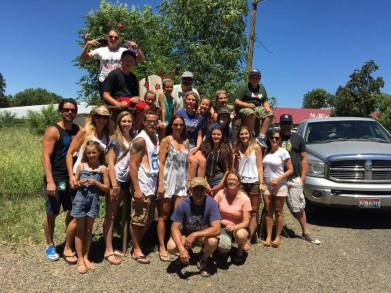 That's right! That's the gaggle :) Council Idaho 4th of July
