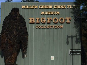 Willow Creek California ... Bigfoot Capital of the World